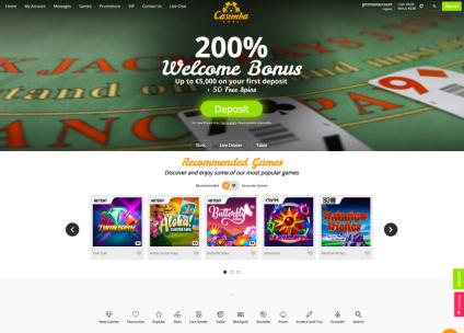 Casino Casimba Lobby