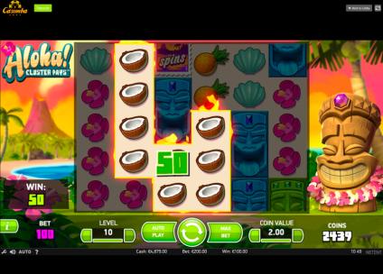 Casino Casimba Slot Aloha