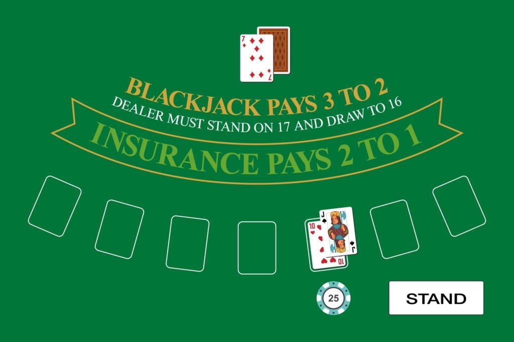 Decision Blackjack