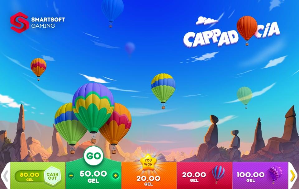 Cappadocia Casino Game Review