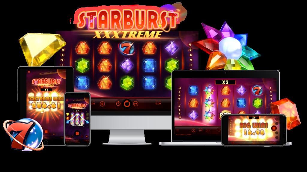 starburst xxxtreme all devices